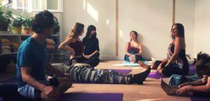 Rentrée Adi Vajra Shakti Yoga 2018