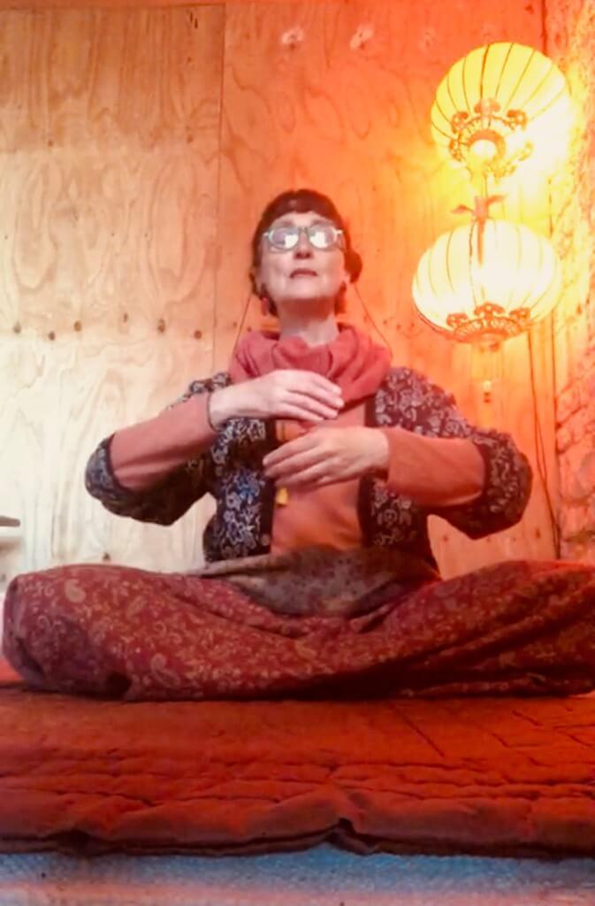 Yoga Diamant pendant le confinement